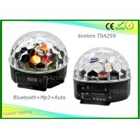 Wholesale Bluetooth Rotating Disco Ball With Led Lights Rgbw Tv Colorful from china suppliers