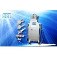 Wholesale 3 In 1 Velasmooth Cellulite Removal Equipment , Cryolipolysis Lipo Laser Slimming Machine from china suppliers