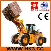 Wholesale block handle equipment wheel loader can lift 27tons from china suppliers