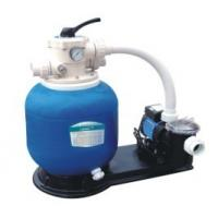 Wholesale Swimming Pool Fiberglass Sand filter + pump filtration set from china suppliers