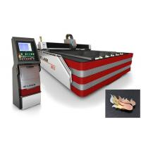 Wholesale 1000w Stainless Steel Fiber laser cutter machines with Water Cooling Mode , SGS listed from china suppliers