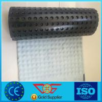 Wholesale Drainage Board with Geo textile for garden from china suppliers