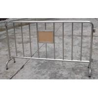 Quality Portable Barriers fence panel 1100 x 2200mm for sale