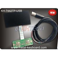 Wholesale Mounted Water Resistant Computer Touchpad Mouse With 2 Non Caps Divided Keys from china suppliers