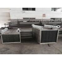 Wholesale High Pressure Industrial Steam Heat Exchangers 120℃  - 300℃ High Temp Resistance from china suppliers