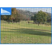 Wholesale Heavy Duty Clear View Climb Proof Fence , Home Security Anti Cut Fence from china suppliers