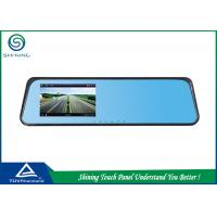 Wholesale Capacitive 4.3 Inch Touch Screen Touch Lens / 4.3 Rear View Mirror Monitor from china suppliers
