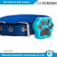 Buy cheap High quality worlds smallest gps tracking device for pet dog cat mini waterproof from wholesalers