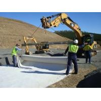 Wholesale Non Woven Ground Cover Fabric , Geotextile Filter Fabric For Construction Soil Retainer from china suppliers