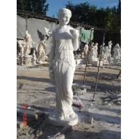 Wholesale White Marble Statue Carving from china suppliers