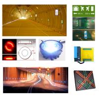 Wholesale Tunnel Guidance Traffic Control Systems Safety Guiding Warning Lamps from china suppliers
