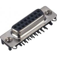 Wholesale Slim HD R 15P Female DIP D SUB Connector machinery and equipment from china suppliers