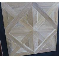 Wholesale white oak engineered parquet tiles,  different designs and customs designs available from china suppliers