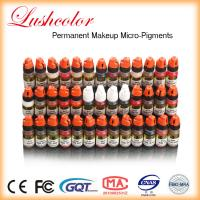 Wholesale Lushcolor Semi Paste Semi Permanent Makeup Pigments Eyebrow Tattoo Ink from china suppliers