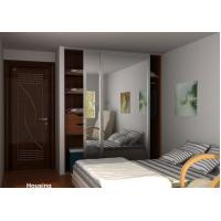 Wholesale Moisture-proof Wardrobe Storage Cabinet / Bedroom Wardrobe from china suppliers