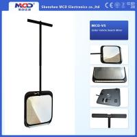 Wholesale Super High Sensitivity Under Vehicle Inspection Mirror With 30cm Convex Mirror DC12V Battery from china suppliers
