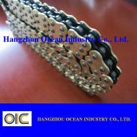 Wholesale 520-120L Motorcycle O Ring Chain Transmission Spare Parts In Black and Gloden from china suppliers