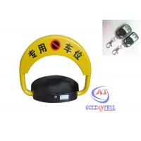 Wholesale Cold rolled mild steel Car Parking Locks in parking sensor system from china suppliers