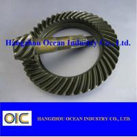 Wholesale Isuzu Crown Wheel and Pinion , OEM type 1-41210-216-0, 1-41210-473-0, 1-41210-452-0 from china suppliers