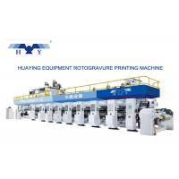 Quality Computer Gravure Press Gravure Printing Machine 8 Colors Working Speed Faster Than 300 m/min for sale