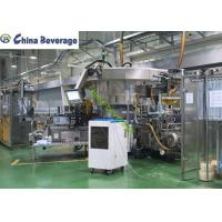 Wholesale CSD Carbonated Water Bottle Filling Machine , Beverage Bottling Equipment from china suppliers