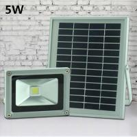 Wholesale 5W Solar LED flood Security Garden Lights Outdoor Path Spot Lamp LED Solar Street Light from china suppliers
