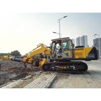 Wholesale Pile Foundation Equipment , Hydraulic Rotary Piling Rig Construction Pile Driver from china suppliers