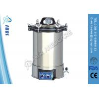 Wholesale Portable Electric Heating 18L Medical Steam Sterilizer For Hospital from china suppliers