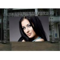 Wholesale P5 commercial rental led display SMD 1/16 scan led video wall rental 640*640mm from china suppliers