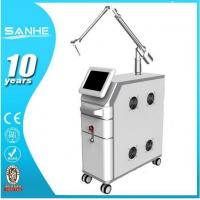 Wholesale 2016 hottest High Quality Q-switch Nd Yag Laser Tattoo Removal and Skin Tanning machine from china suppliers