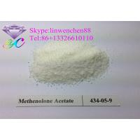 Wholesale Oral / Injectable Primobolan Steroids Methenolone Acetate white powder CAS 434-05-9 from china suppliers