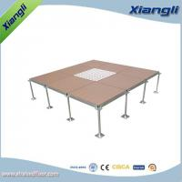 Buy cheap Durable Raised Computer Flooring , Raised Access Floor Tiles 610mm from wholesalers