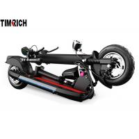Quality Foldable  Two Wheel Electric Scooter 48V 500W Brushless Hub Rear Motor TM-TM-H06C for sale