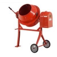 Wholesale Small Concrete Mixer Mini  Electric Portable Self Loading Concrete Mixer China from china suppliers