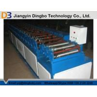 China Metal Door Frame Roll Forming Machine , Steel Roll Formers For Building Material on sale