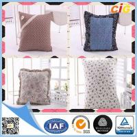 Wholesale High Percision Decoration Jacquard Fabric Bed Cover , Cushion Covers for Home & Hotels from china suppliers