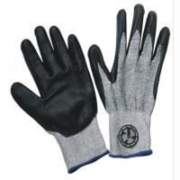 Wholesale Personalised Foam Finished Unbreathable Cut Resistance Glove With Nitrile Coated from china suppliers