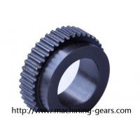 Wholesale Toothed Synchronous Belt Pulley , Industrial Transmission Timing Belt Pulley from china suppliers