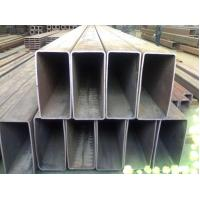 Wholesale Thick Wall Rectangular Steel Tube Q215 Q235 / Hot Rolled Welded Steel Pipe from china suppliers