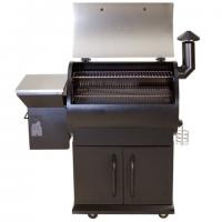 Wholesale Barrel Wood Pellet BBQ Grills Backyard Texas Offset Smokers Barrel Charcoal BBQ Grills from china suppliers