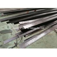 Wholesale Iron/aluminum/ stainless steel  U-channel protection for perforated & expanded metal from china suppliers