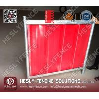 Buy cheap Temporary Hoarding Panels from wholesalers