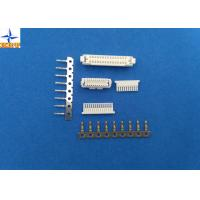 Wholesale Signal Connector SSHL Contact, 1.00mm Pitch SSHL Crimp Terminals for AWG#32 To 28 Wires from china suppliers