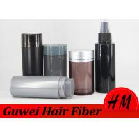 Wholesale Eco - Friendly Natural Keratin Fibers , Colored Hair Powder For Thinning Hair from china suppliers