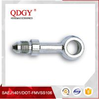 Wholesale qdgy steel material chromed plated coating 10MM ( 3/8 ) BANJO BOLT - STRAIGHT from china suppliers