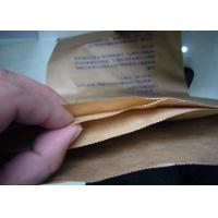Wholesale 48''-80'' width antistatic damp-proof perforated brown kraft paper bag from china suppliers