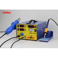 Wholesale Mobile Phone Repairing 3 In 1 Soldering Station / Rework Stations from china suppliers