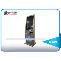 Wholesale Multi Functional Card Dispenser Kiosk , Subway Metrocard Vending Machine from china suppliers
