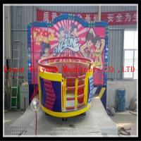 Wholesale Children's games mini Disco Tagada for kids used amusement rides for sale from china suppliers