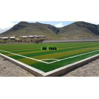 Buy cheap UV Resistant Soccer Artificial Grass 13000 Dtex With Double Stem Professional Futsal Soccer Artificial Grass from wholesalers